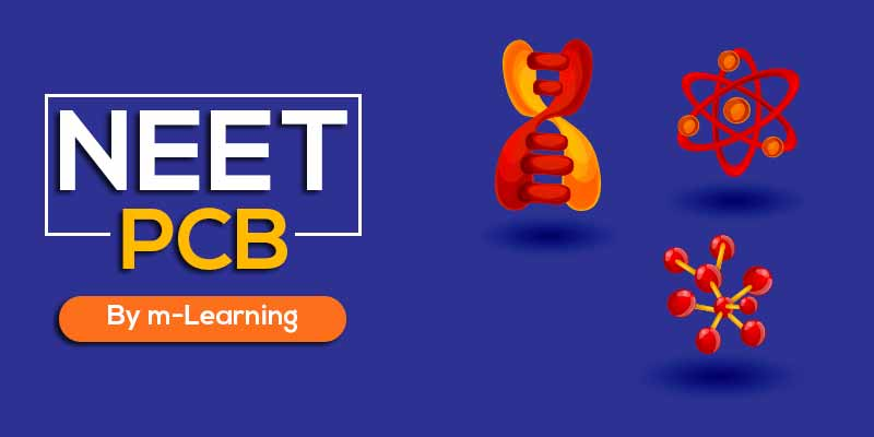M Learning Offline Course for NEET - PCB