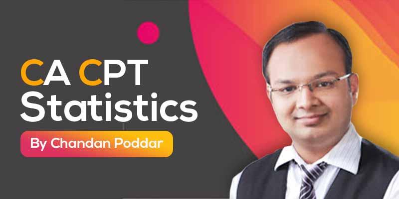 CA CPT - STATISTICS