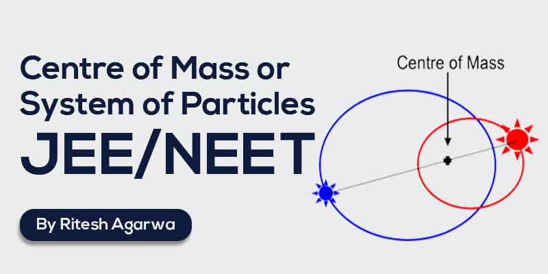 Centre of Mass or System of Particles (JEE/NEET)