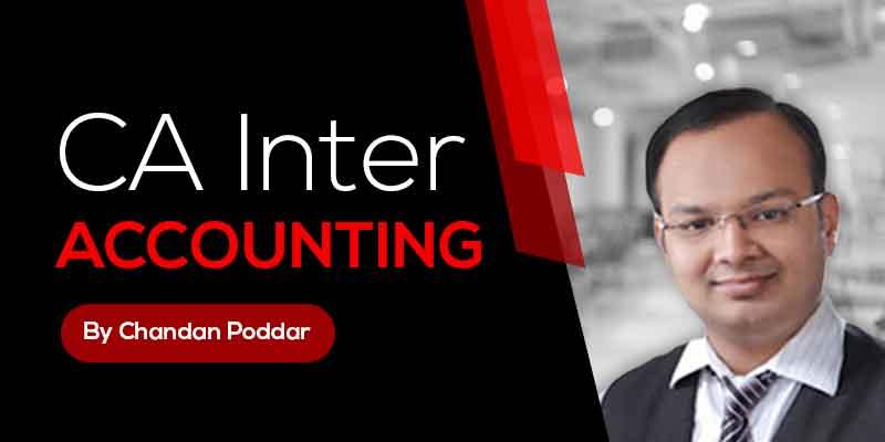 CA Inter - Accounting