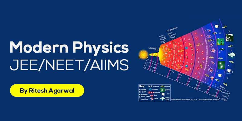 Modern Physics (JEE MAIN & ADVANCED + NEET/AIIMS)