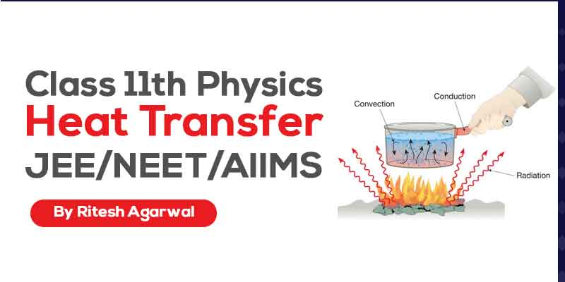 Heat Transfer (JEE MAIN & ADVANCED + NEET/AIIMS)