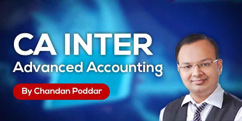 CA Inter - Advanced Accounting