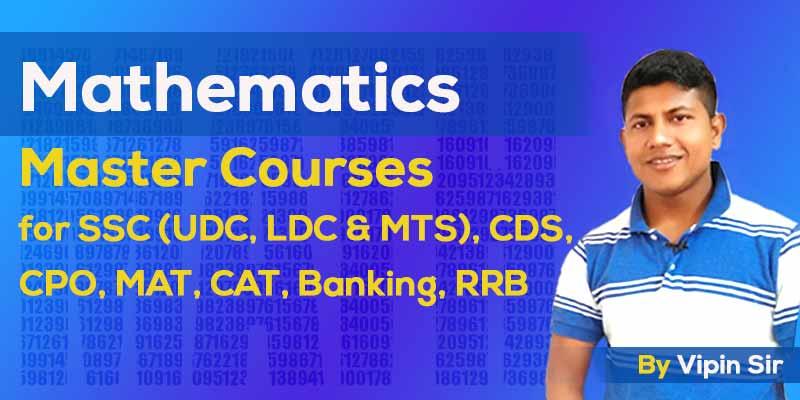Full Mathematics Course By Math Masti