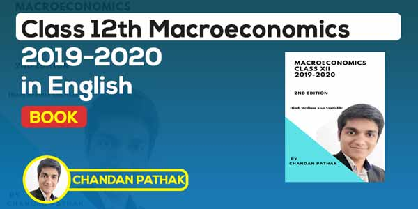 Class 12th Macroeconomics Book (in English)