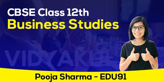 CBSE Class 12th Business Studies