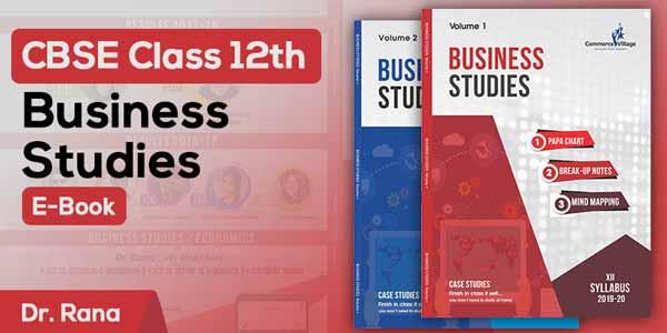 Class 12 | Business Studies E-Book