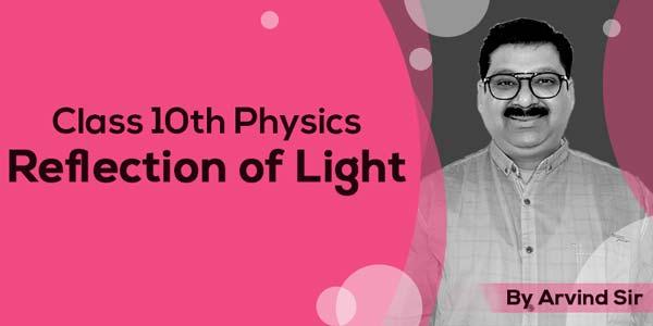 Class 10th Physics - Reflection of Light