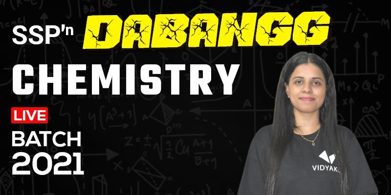 Class 12th Chemistry By Saloni Mam