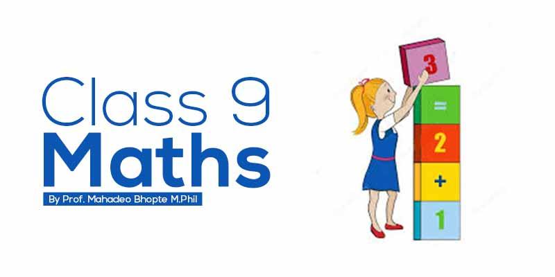 Class 9 Maths