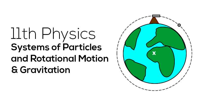 Systems of Particles and Rotational Motion & Gravitation