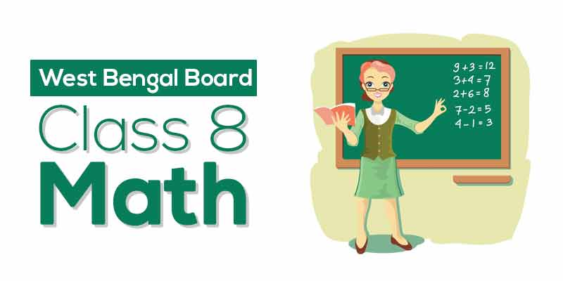 WBBSE - ( Bengali ) Mathematics Class 8