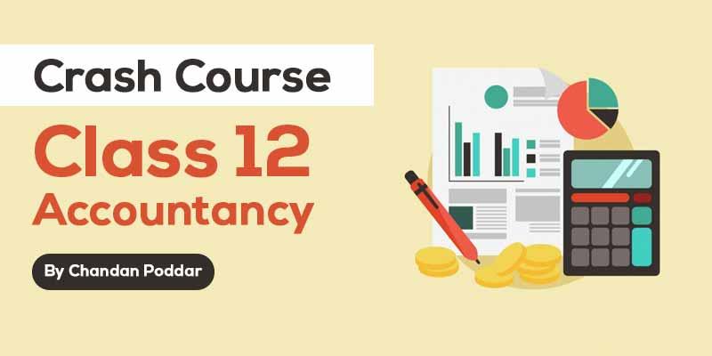 Class 12 - Accountancy