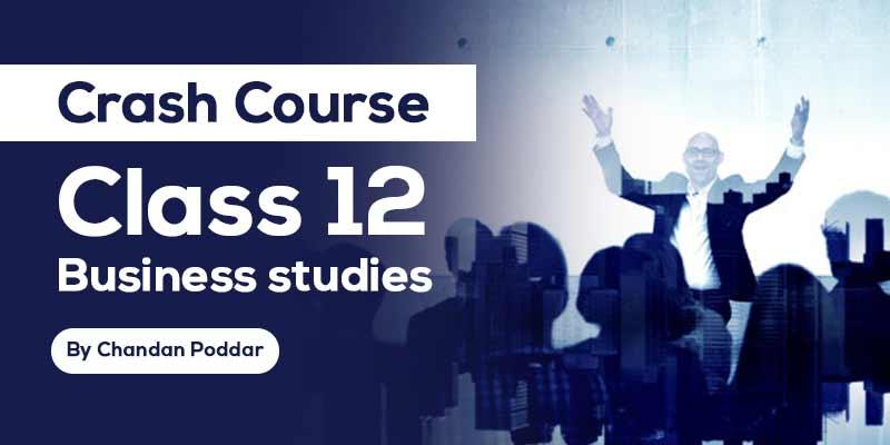 Class 12 - Business Studies