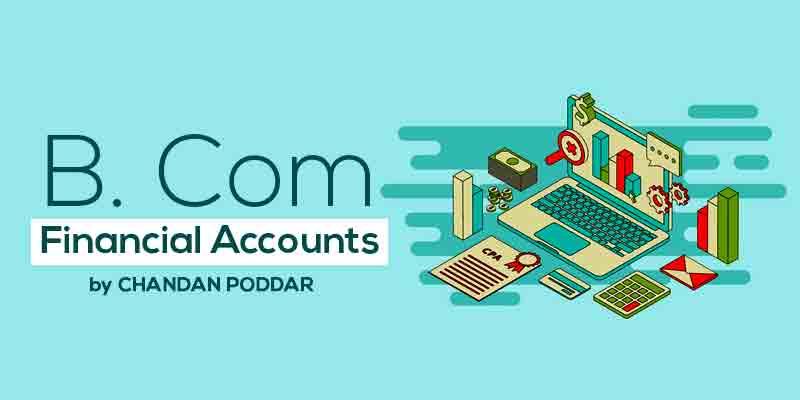 B. COM - FINANCIAL ACCOUNTS