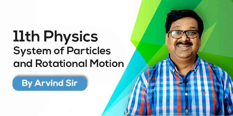 11th Physics: Ch. 7: System of Particles and Rotational Motion
