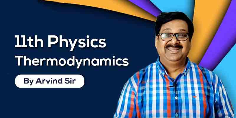 11th Physics: Ch. 12: Thermodynamics