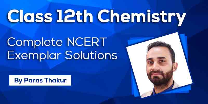 Class 12 Chemistry - Complete NCERT Exemplar Solutions by Paras